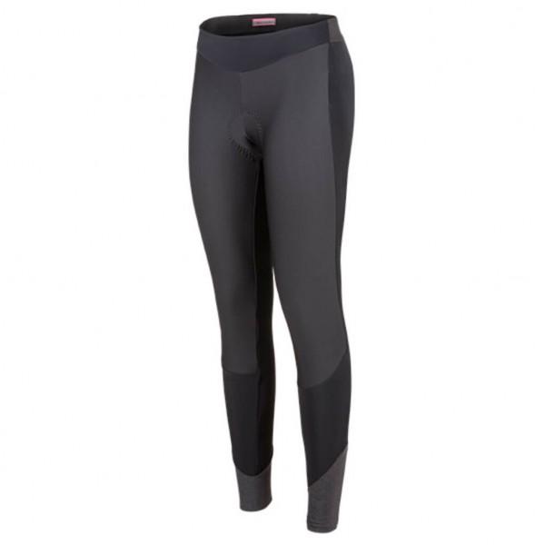 Agua Pocket Lady Pants - Radhose Gr S schwarz