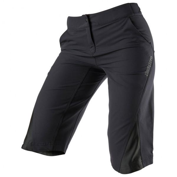 Zimtstern - Women's Starflowz Short - Radhose Gr L schwarz W10071-1003-04