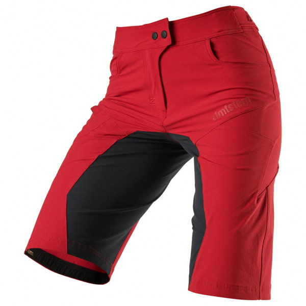 Zimtstern - Women's Taila Evo Short - Radhose Gr M rot/rosa/schwarz W10081-5004-03