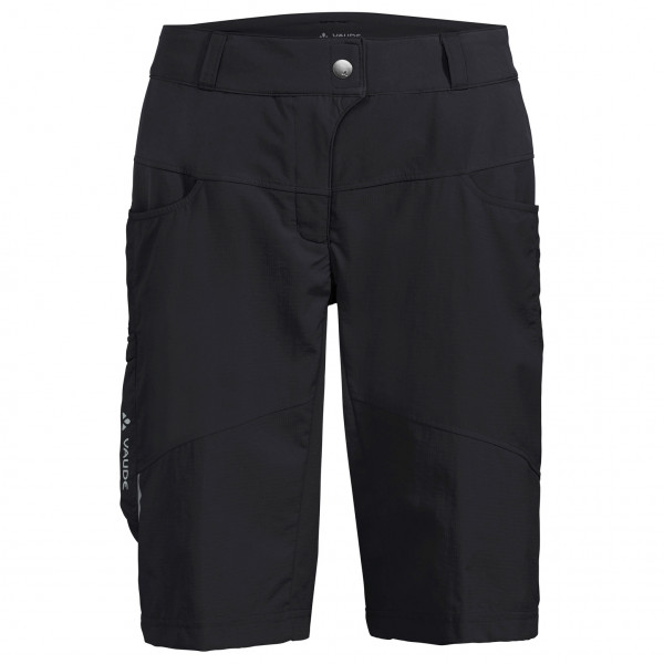 Vaude - Womens Qimsa Shorts - Cycling Bottoms Size 36  Black
