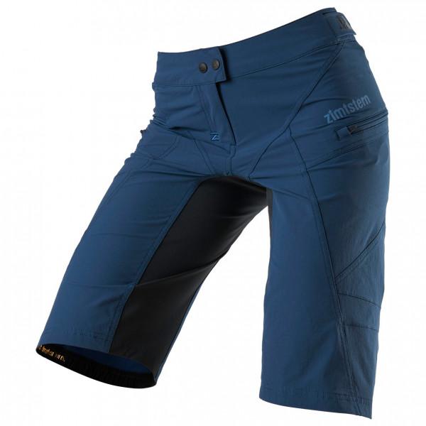 Zimtstern - Women's Startrackz Evo Short - Radhose Gr L;S;XL;XS blau/schwarz;schwarz W10091