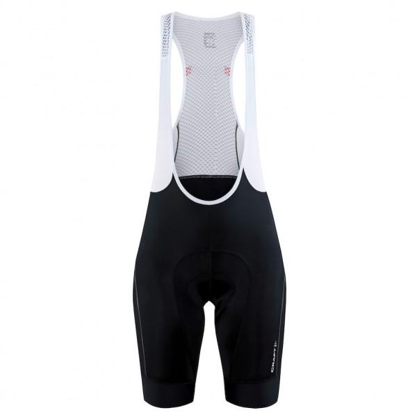 Craft - Womens Adv Endur Bib Shorts - Cycling Bottoms Size Xs  Black/grey