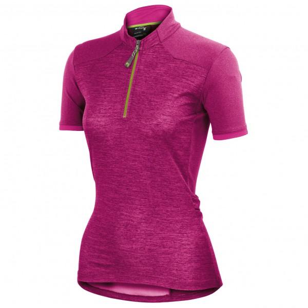 Kiekebusch Angebote Karpos - Women´s Rapido Jersey Radtrikot Gr XL rosa/lila