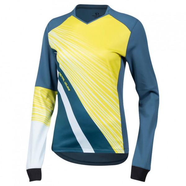 Pearl Izumi - Women´s Launch Thermal Jersey - Radtrikot Gr XL blau/gelb Preisvergleich