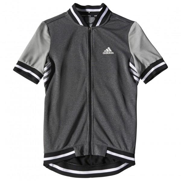 adidas Women´s Anthem Cult Fietsshirt maat XS zwart-grijs