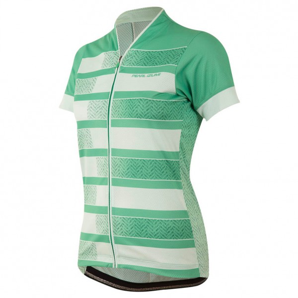Pearl Izumi - Women´s MTB LTD Jersey - Radtrikot Gr L grün/grau Preisvergleich