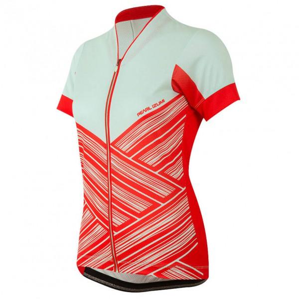 Pearl Izumi - Women´s MTB LTD Jersey - Radtrikot Gr S rot/grau Preisvergleich