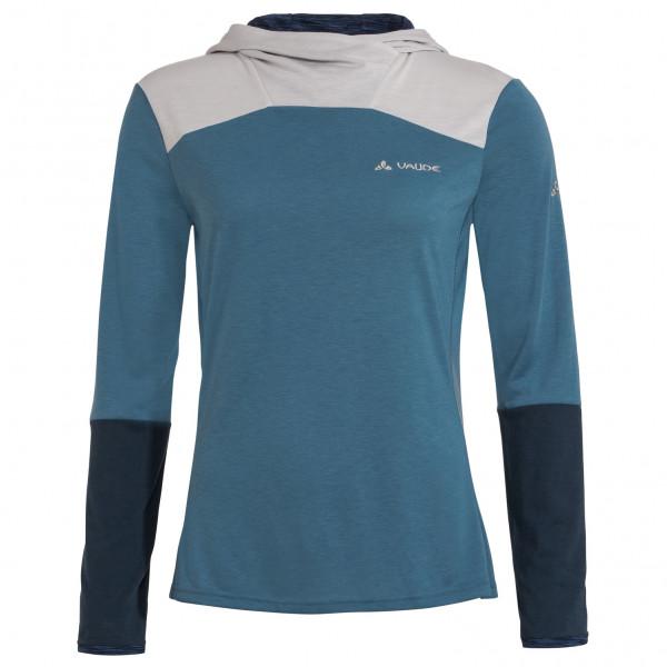 Vaude - Womens Tremalzo L/s Shirt - Cycling Jersey Size 36  Blue