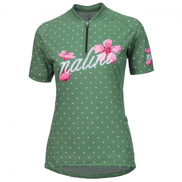Nalini - Women´s Rocky - Radtrikot Gr S oliv/grün