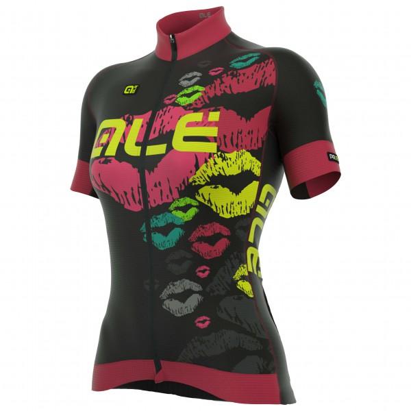 Alé - Women´s Graphics PRR Smack S/S Jersey - R...