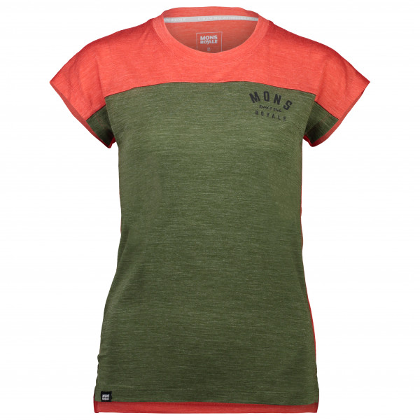 Mons Royale - Women's Zephyr Lite Tee - Cycling jersey