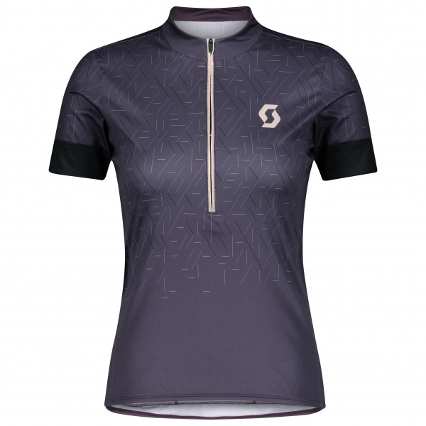 Scott - Womens Shirt Endurance 20 S/s - Cycling Jersey Size Xl  Black