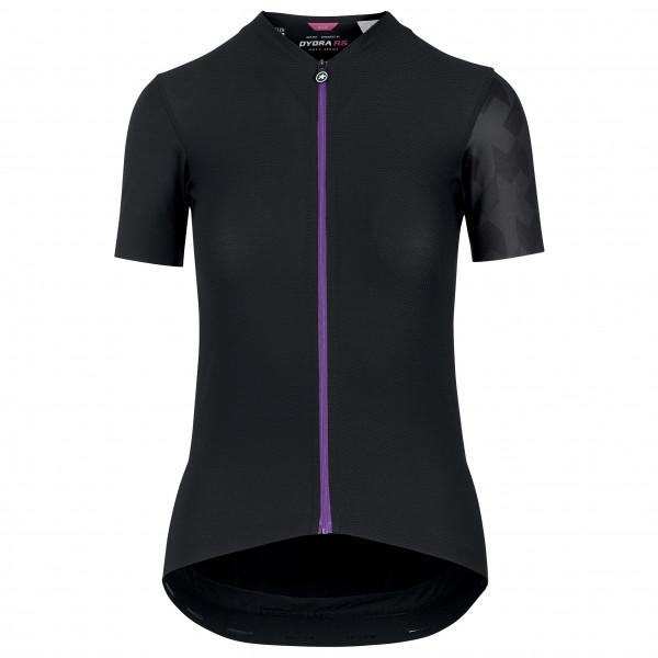 Assos - Womens Dyora Rs Summer S/s Jersey - Cycling Jersey Size M  Black