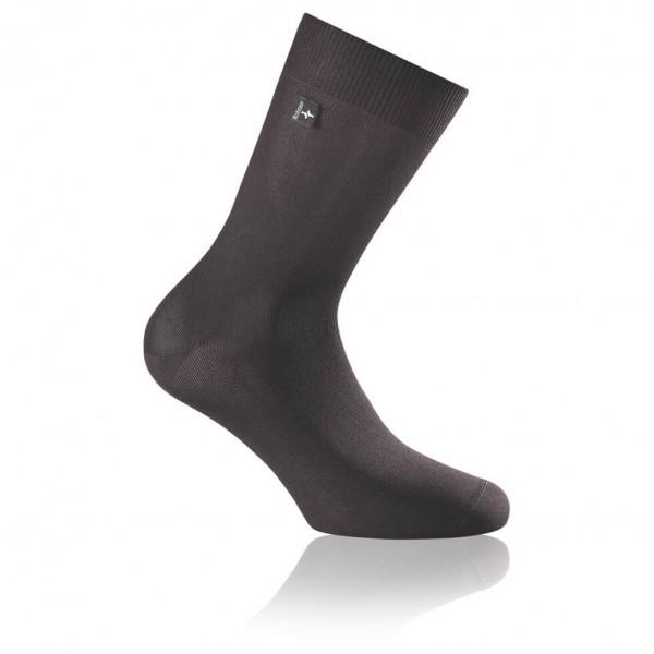 Rohner - Protector Plus - Walking Socks Size 39-41 - M  Black/grey