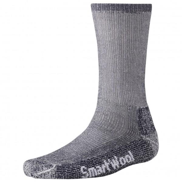 Smartwool - Trekking Heavy Crew - Walking Socks Size Xl  Grey/black