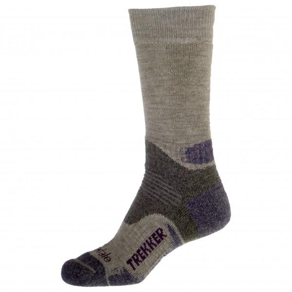 Bridgedale - Trekker WF - Socken Gr S grau/schwarz