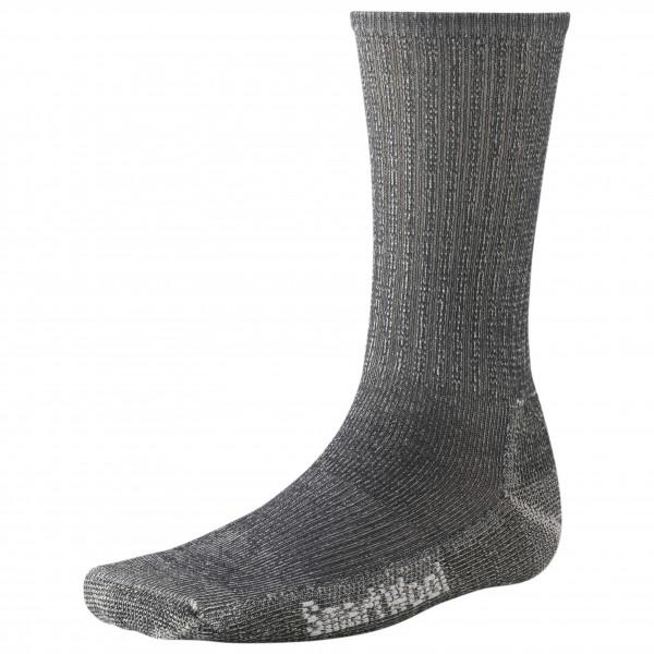 Smartwool - Hike Light Crew - Walking Socks Size S  Grey/black