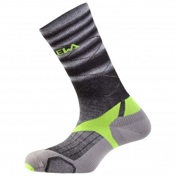Kiekebusch Angebote Salewa - Trek Balance VP Socks Trekkingsocken Gr 35-37;38-40;41-43;44-46 lila/grau;grau/schwarz