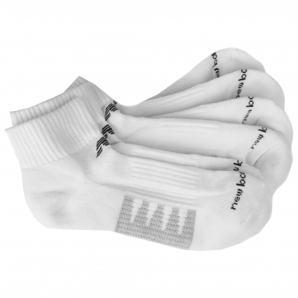 New Balance - Core Cotton - Multifunktionssocken Gr L weiß
