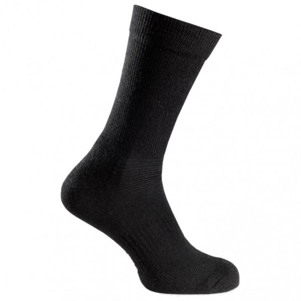 Urberg - Hiking Sock - Multifunktionssocken Gr 40-43 schwarz