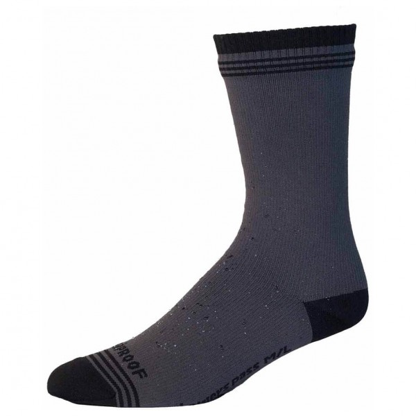 Showers Pass - Crosspoint Wp Wool Crew Sock - Laufsocken Gr M-L schwarz