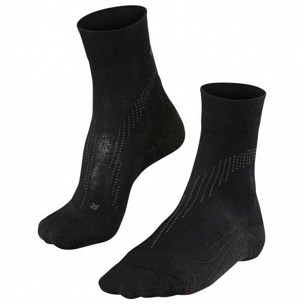 Falke - Women's Stabilizing Cool - Chaussettes de randonnée taille 41-42, noir