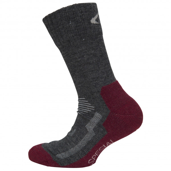 Ulvang - Kids Spesial - Sports Socks Size 34-36  Black/purple
