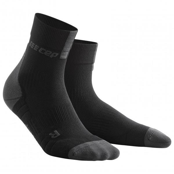 Cep - Womens Short Socks 3.0 - Compression Socks Size Ii  Black