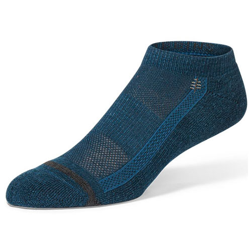Royal Robbins - Micro Sock - Walking Socks Size Xl  Blue
