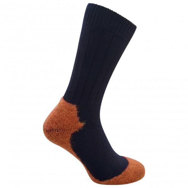 Fjallraven - Karl Pro Zip-off Trousers - Walking Trousers Size 46 - Regular - Raw Length  Blue/black