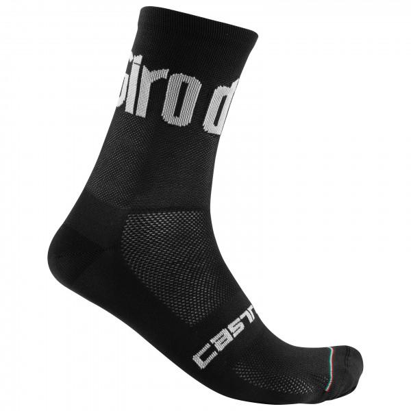 Castelli - Giro 13 Sock - Cycling Socks Size 40-43  Black