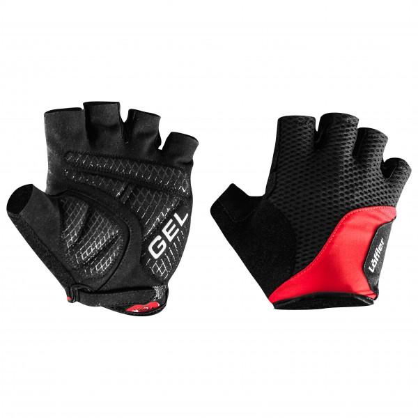Löffler - Bike Handschuhe Elastic Gel - Handschuhe Gr 9 schwarz