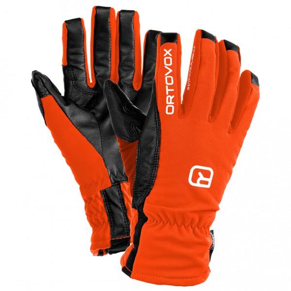 Ortovox - Naturetec (MI) Glove Tour Handschuhe Gr L rot/schwarz Sale Angebote