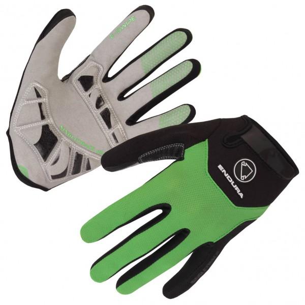 Endura - Singletrack Plus Glove Radhandschuhe Gr S grau/schwarz/grün;schwarz/grau Sale Angebote Pappenheim