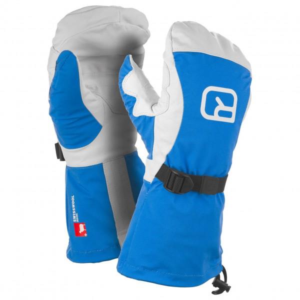 Ortovox - Mitten Freeride Handschuhe Gr L;M;S;XL;XS;XXL grau/gelb/grün Sale Angebote