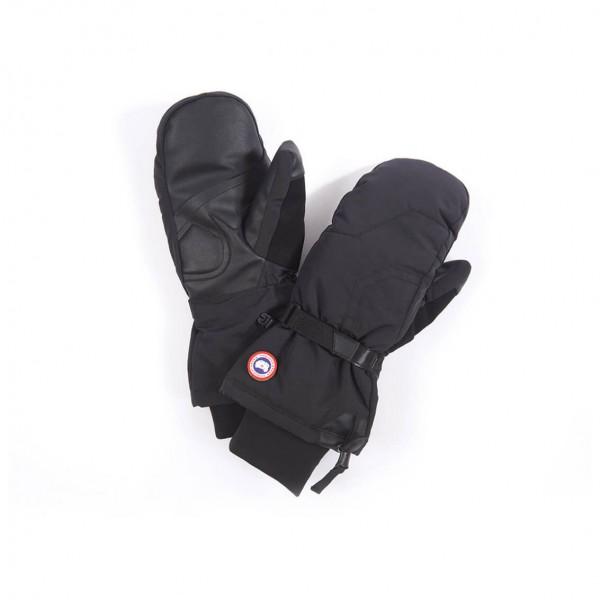 Canada Goose - Arctic Down Mitts Handschuhe Gr L schwarz/weiß