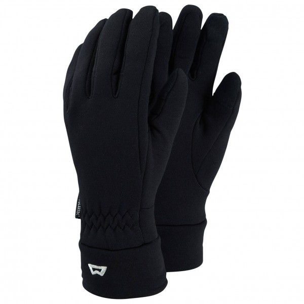 Mountain Equipment - Touch Screen Glove - Gloves Size S  Black