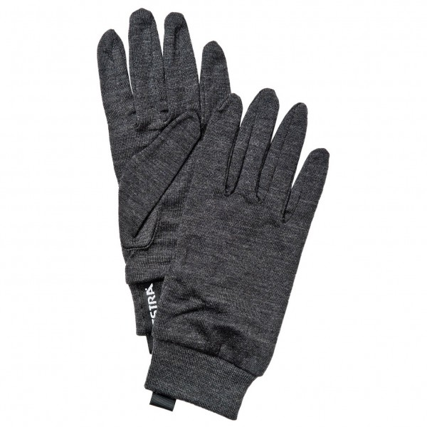 Hestra - Merino Wool Liner Active 5 Finger Handschuhe Gr 11 schwarz