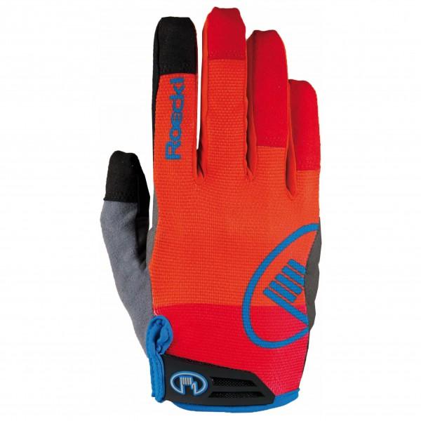 Roeckl - Mafra Junior - Handschuhe Gr 6 rot