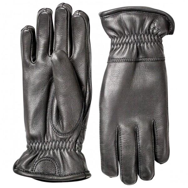 Hestra - Deerskin Winter - Handschuhe Gr 9 grau/schwarz 20280-100-9