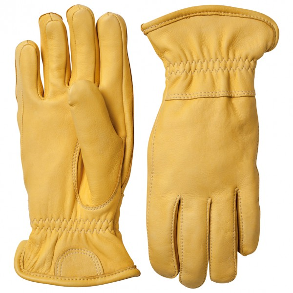 Hestra - Deerskin Winter - Handschuhe Gr 7 orange 20280-400-7
