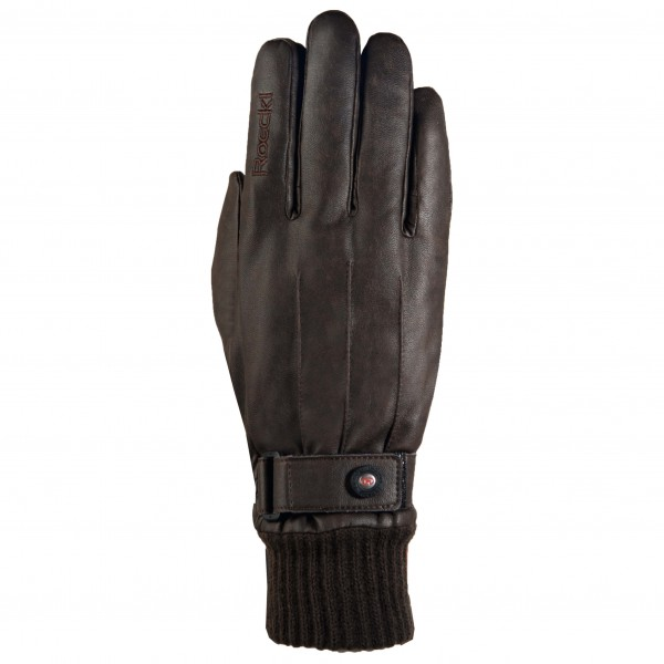 Roeckl Sports - Kirkland - Handschuhe Gr 6,5 schwarz 3602-054