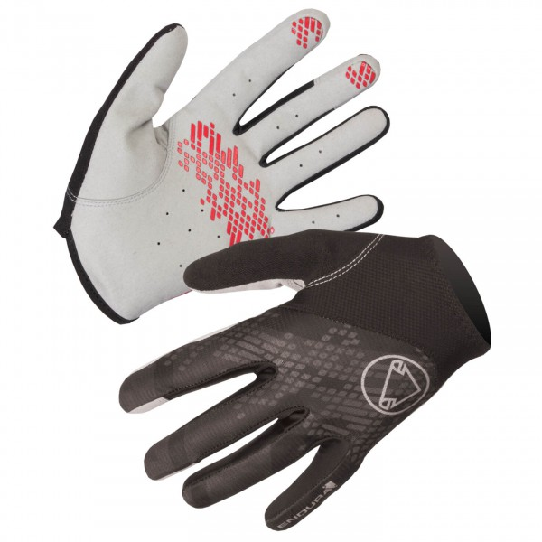 Endura - Hummvee Lite Handschuh - Handschuhe Gr XL grau/schwarz