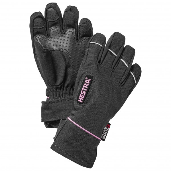 Hestra - Kid's CZone Pick Up 5 Finger - Handschuhe Gr 7 schwarz