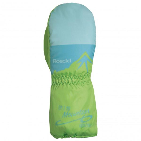 Roeckl - Kid´s Ferrel - Handschuhe Gr 1 grün/tü...