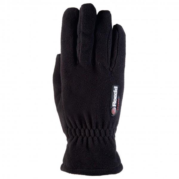 Roeckl - Kroyo - Handschuhe Gr 9 schwarz
