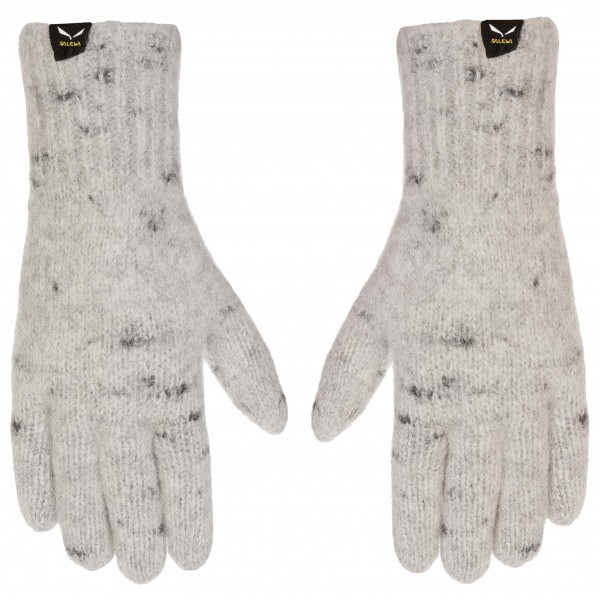 Salewa - Walk Wool Gloves - Handschuhe Gr L grau