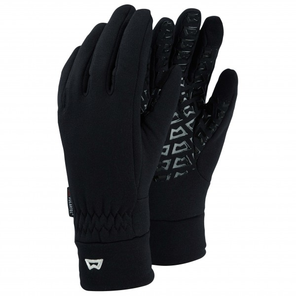 Mountain Equipment - Touch Screen Grip Glove - Gloves Size S  Black