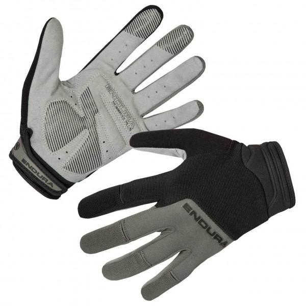 Endura - Hummvee Plus Handschuh II - Handschuhe Gr L grau/schwarz