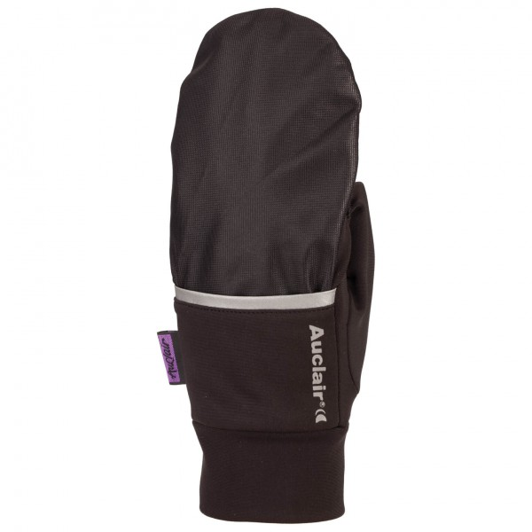 Auclair - Women's Run For Cover - Handschuhe Gr L schwarz